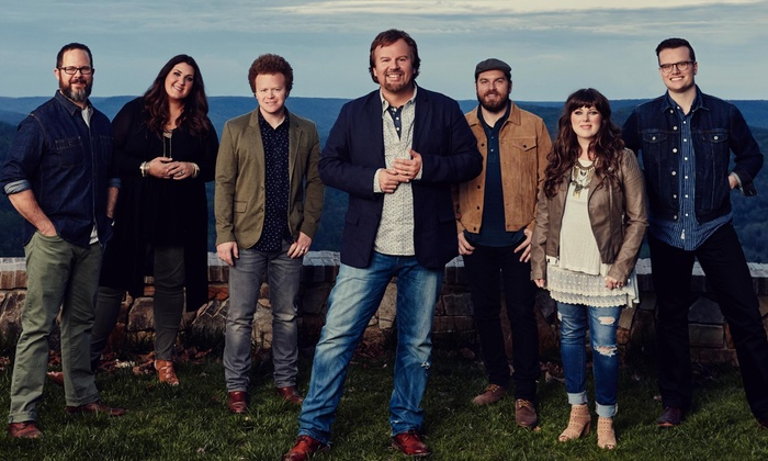 Casting Crowns and Hillsong Worship with Elevation Worship on November 5 at  7 p m