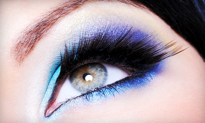 Dramatic Beauty Care - Plano: Eyelash Extensions with Optional Refill at Dramatic Beauty Care (Up to 79% Off)
