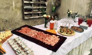 Ristorante La locanda della Nonna: Merenda sinoira piemontese con calice di vino per 2 persone al ristorante La Locanda della Nonna (sconto fino a 50%)