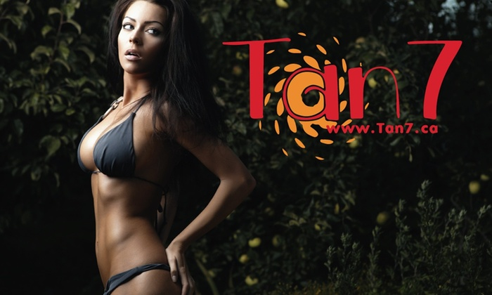 Tan 7 - Richmond Hill: Up to 57% Off Tanning Sessions at Tan 7