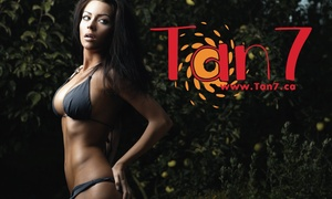 Tan 7: Up to 57% Off Tanning Sessions at Tan 7