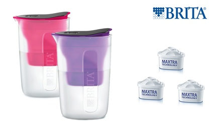 $29 for a Brita Fill & Enjoy 1.5L Water Filter Jug with Three Additional Maxtra Filters (Dont Pay $97.95)