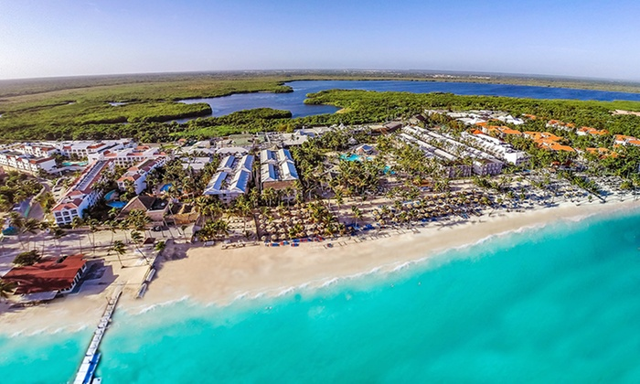 All Inclusive Be Live Punta Cana Trip W Air From Vacation Express