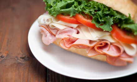 $16 for Two Groupons, Each Good for $14 Worth of Sandwiches and Salads at Zemer's Deli ($28 Total Value)