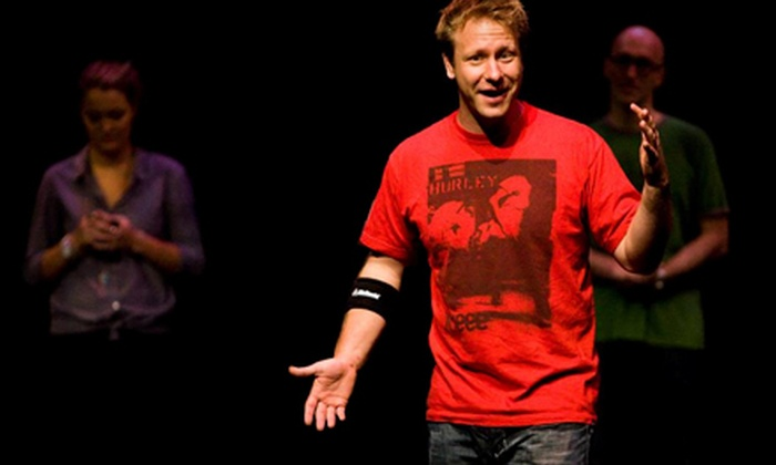 Outliars Comedy Club - Multiple Locations: Improv at Outliars Comedy Club (Up to 54% Off). Three Options Available.
