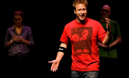 Improv at Outliars Comedy Club (Up to 54% Off). Three Options Available.