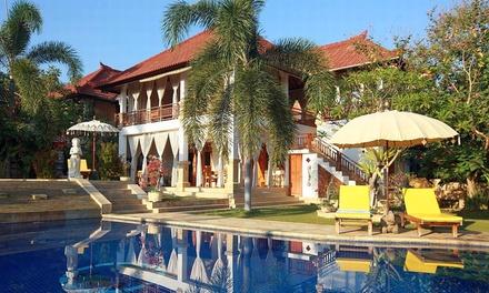 Bali: 3, 7, 8 oder 15 Tage für Zwei inkl. Frühstück, Tee und Kaffee, 1x Massage, Pool und WiFi in der Villa Jakaranda