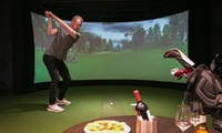 Golf Simulator for Up to Four Players at Metro Golf Centre (Up to 52% Off)
