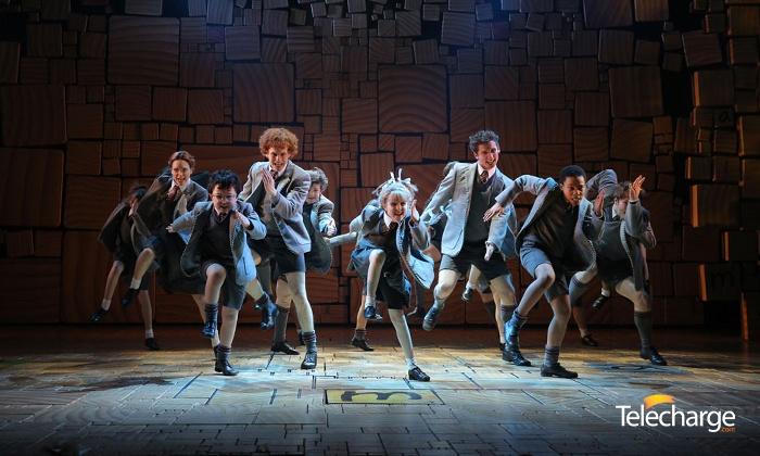 """Matilda: The Musical""  - Shubert Theatre: ""Matilda – The Musical"" (January 21–March 24)"