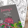Up to 58% Off Personalized Coloring Book with Crayons