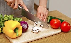 Get Cooking 101: Two Kids' or Teens' Cooking Classes, or One Adult Class for Two or Four at Get Cooking 101 (Up to 63% Off)
