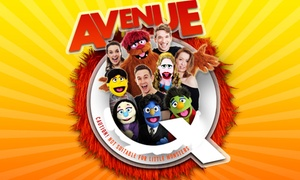 Winter Gardens Blackpool: Avenue Q at The Blackpool Opera House,  6-11 June (Up to 49% Off)