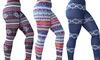 Juniors' Seasonal Leggings: Juniors' Seasonal Leggings