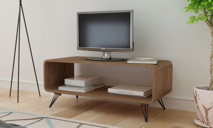meuble tv table basse multifonctions groupon. Black Bedroom Furniture Sets. Home Design Ideas
