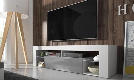 Hugo tv cabinet groupon goods for Muebles tv colgados