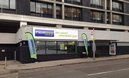 image for Ten-Day Gym Pass for One or Two at Fit4Less Croydon