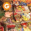 東京都/新宿 ≪駄菓子食べ放題+飲み放題120分(金~日・祝は90分)≫