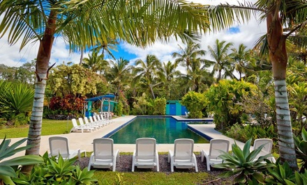 3-, 5-, or 7-Night Stay for Two, or a 5-Night Retreat for One or Two at Kalani in Pahoa, HI. Combine Multiple Nights.