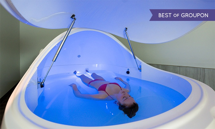 Float Wellness - Sherwood Park: C$49 for a 90-Minute Float Therapy Session at Float Wellness (C$85 Value)