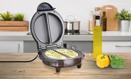 VonShef Electric Omelette Maker