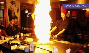 Yokohama Teppanyaki Japanese Restaurant: 10-Course Teppanyaki Japanese Meal for Two or Four at Yokohama Teppanyaki Japanese Restaurant (Up to 57% Off)