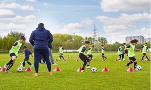 Kids Football Academy: Stage d'été de football pour enfants à Waterloo, Evere ou Wavre à 69,99€ au Kids Football Academy