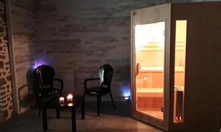 Países de Loira: casa rural de 1 dormitorio para 2 con desayuno, ramo de rosas, spa y botella vino en La Caliente