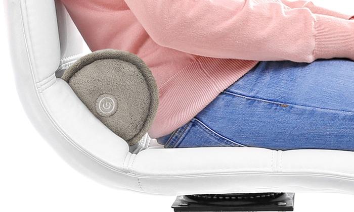 jusqu 39 59 coussin de massage groupon. Black Bedroom Furniture Sets. Home Design Ideas