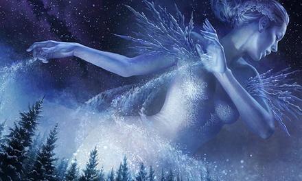 David Arkenstone's Winter Fantasy Concert on December 21 at 7:30 p.m.