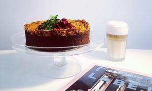 Kawiarnia Projektowa: Wybrana kawa lub herbata i ciasto dla 2 osób za 24,99 zł i więcej opcji w Kawiarni Projektowej w Sopocie (do -49%)