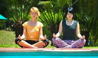India: 5 or 7 Nights with Juice Fasting, Yoga, Holistic Treatments, Meals and Medical Check-Up at The Farm House India*