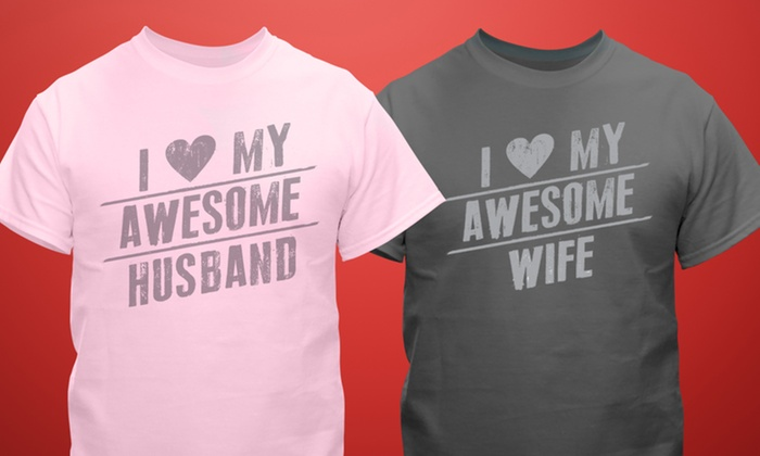 32da1fc9cff Up to 47% Off Personalized T-Shirts from GiftsForYouNow.com