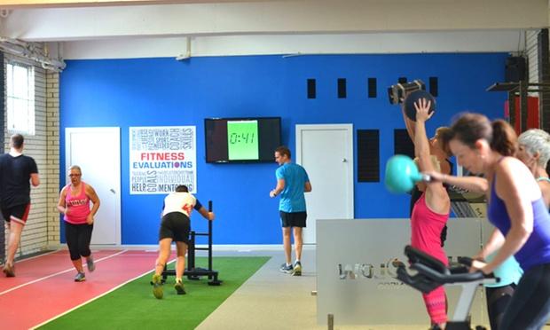 92 off unlimited gym membership highlow fitness. Black Bedroom Furniture Sets. Home Design Ideas