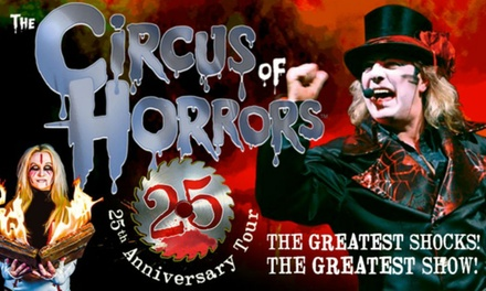 The Circus of Horrors, 13 November 2019–1 March 2020, Six Locations