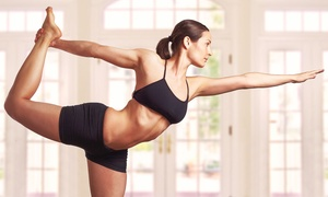 ETHOS: Choice of Six Fitness Classes (59% Off)
