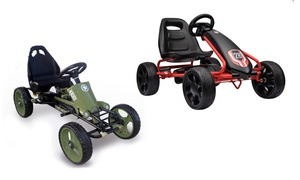 Kart à pédales pour enfants