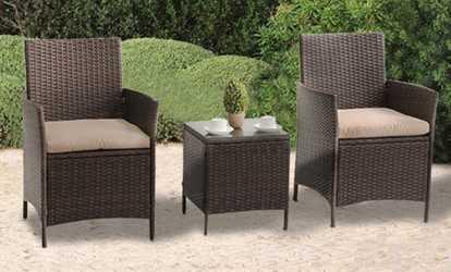 patio garden furniture sets deals coupons groupon