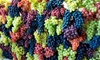 Tricolour Grape Vines