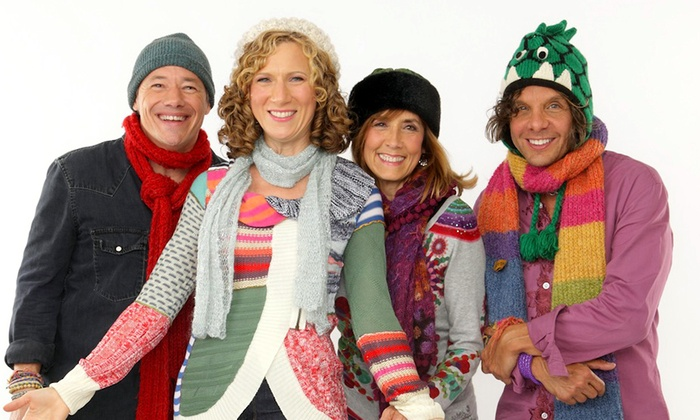 The Laurie Berkner Band - Duke Enrgy Center: The Laurie Berkner Band on December 12 at 11 a.m.