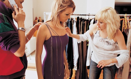$20 for $40 Worth of Personal-Stylist Services — Swain Clothing Associates