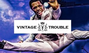 Phenomenon SRL: I Vintage Trouble in concerto - Rhythm & blues il 19 gennaio al Pala Phenomenon di Fontaneto D'Agogna, Novara