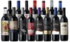 75% Off 15-Bottle Red Blends Package from Splash Wines