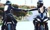 Maak kennis met motorrijden