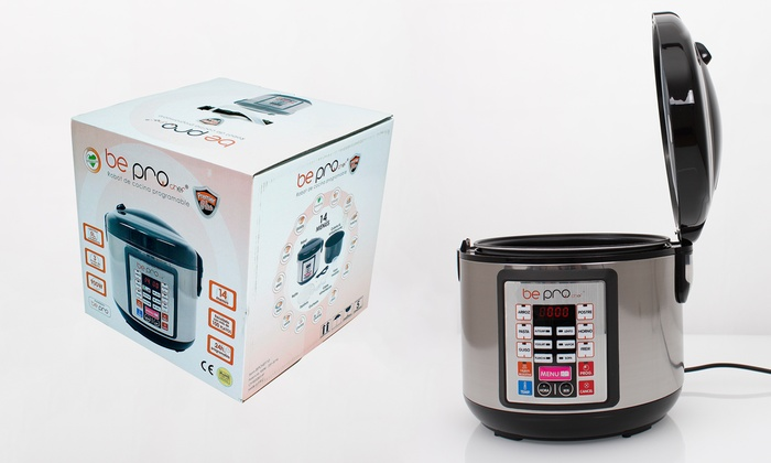 Robot da cucina Be Pro Chef Plus | Groupon Goods