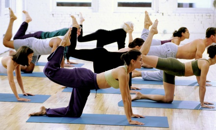 10 or 20 Yoga Classes at Modo Yoga Minneapolis (Up to 67% Off)