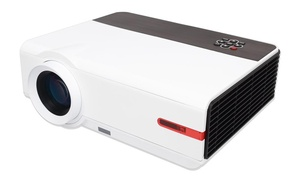 Pyle Home Theater Smart Projector with Android OS