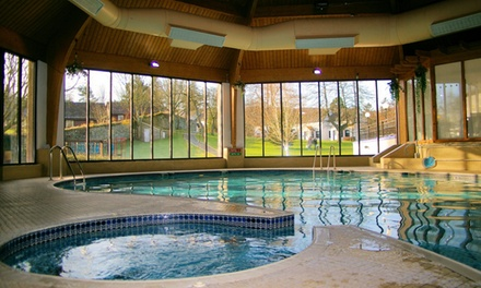 Perthshire: 2 or 3Night Cottage Stay for Up to Six with Spa Access at Moness Resort