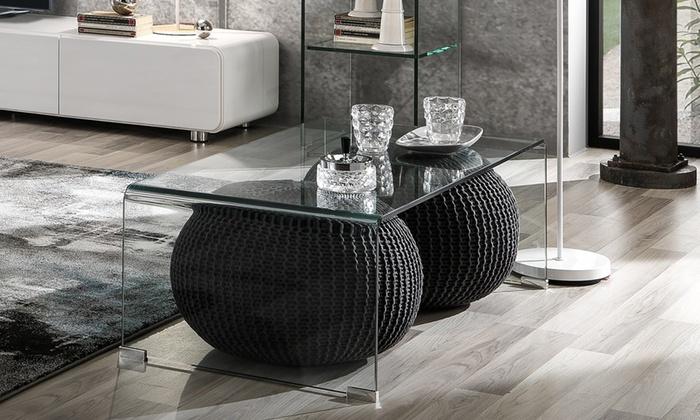 Tavolino da salotto tomasucci groupon goods for Groupon shopping arredamento