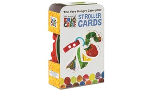 The World of Eric Carle The Very Hungry Caterpillar Stroller Cards