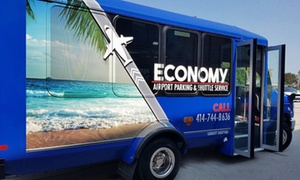 29% Off at Economy Airport Parking & Shuttle (MKE) at Economy Airport Parking & Shuttle, plus 6.0% Cash Back from Ebates.
